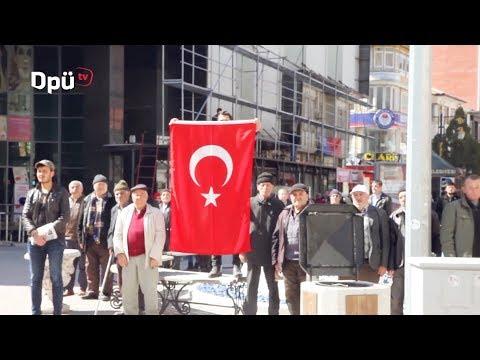 Çanakkale Şehitleri Anısına - İstiklal Marşı KÜTAHYA