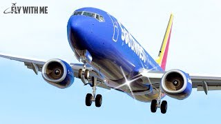 X-Plane 11 - Zibo 737 to San Francisco