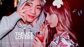 Taelice//COINCIDENCES X FAVORITES MOMENTS #BTS #BLACKPINK