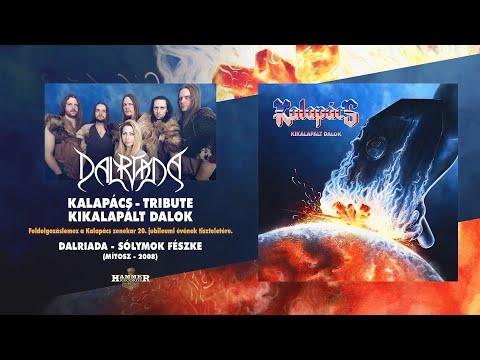 Dalriada - Sólymok fészke (Kalapács) hivatalos audio / official audio