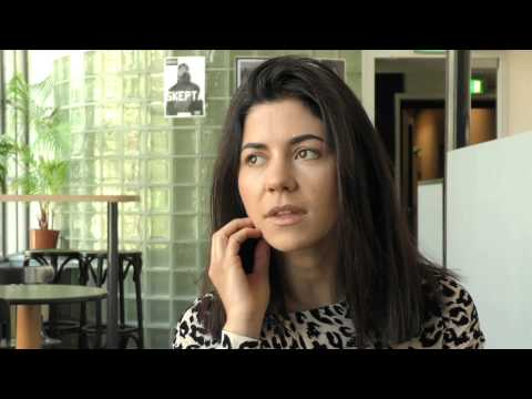 Marina and the Diamonds interview (part 1)