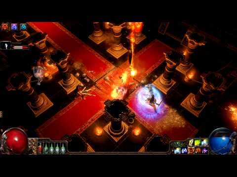 Path of Exile Open Beta Trailer