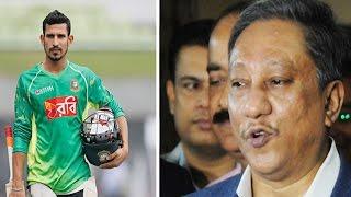 নাসির হোসেনের খেলা নিয়ে নাজমুল হাসান যা বললেন Latest Cricket Update 2016