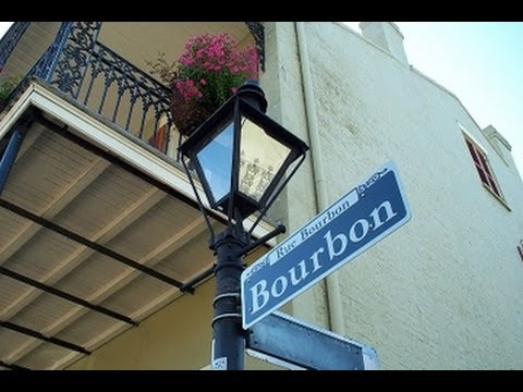 New Orleans Attractions – Bourbon ...