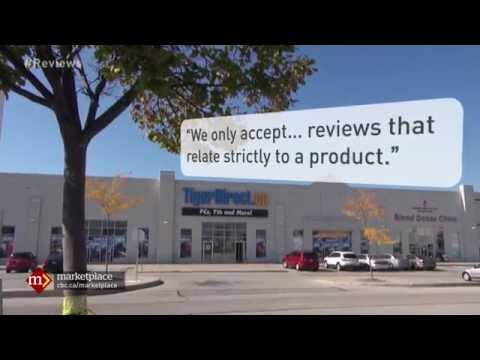 Online reviews: When companies edit your review (CBC Marketplace)