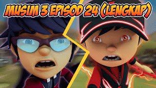 BoBoiBoy Musim 3 Episod 24 Musuh Baru & Lama (LENGKAP)