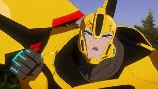RID15: Bumblebee vs Overload : Downright Grimlock-ian