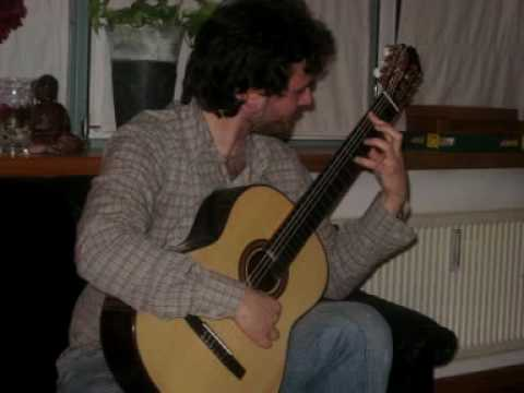 Classical guitar Improvisation - Antonio Mascolo