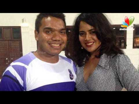 Namal Rajapaksa connection with actress Sameera Reddy | Controversy...