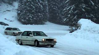 Flaine BMW, subaru 2