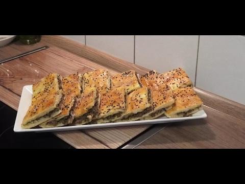 Kıymalı Börek Tarifi Videosu - Börek Tarifleri