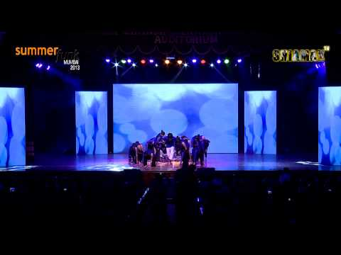 Jeele Zara - Shiamak Summer Funk 2013 - Mumbai video