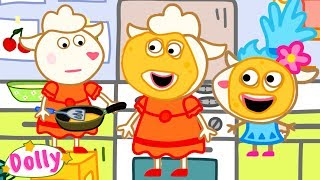 Dolly & Friends Funny Cartoon for kids New Episodes #249 FULL HD