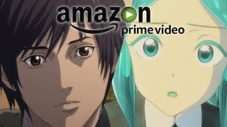Anime You NEED To Watch On Amazon Video!