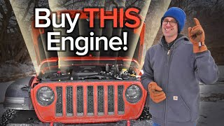2019 Jeep Wrangler with eTorque: the Best Engine to Buy? The Short List