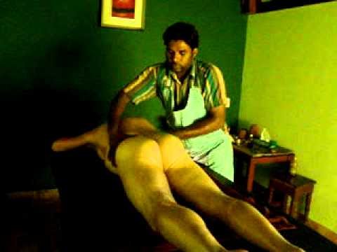 Ayurvedic Body Massage video