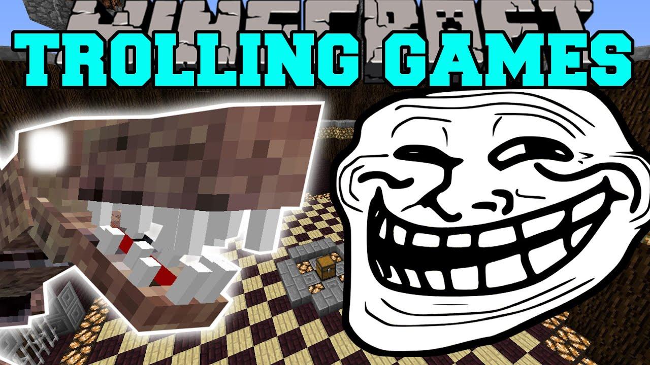 Games Lucky Block Mod