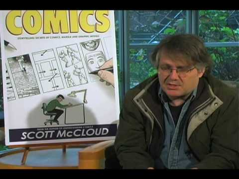 Understanding Author of Und..Comics