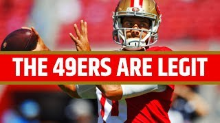 Why the San Francisco 49ers Will be Contenders in 2019