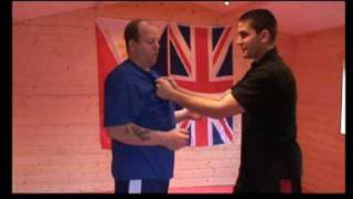 Pressure Point Striking the Arm  nerve LI-10
