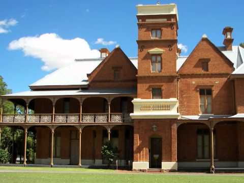 WOODBRIDGE HOUSE GUILDFORD PERTH WESTERN AUSTRALIA  AA 2006 CHARLES HARPER