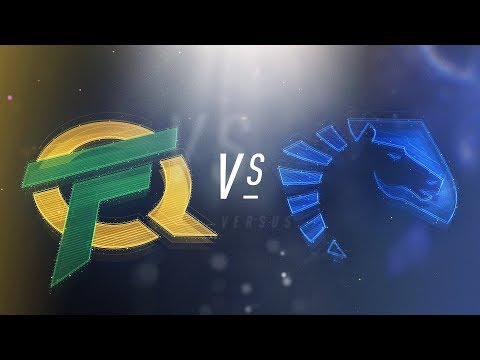 FLY vs. TL - NA LCS Week 3 Day 1 Match Highlights (Spring 2018)