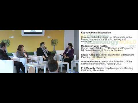The Impact of Exchange Consolidation on End Users - World Exchange Congress 2012