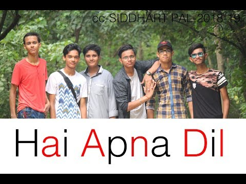 hai apna dil to awara |COVER|SHIVANSH BEAST FT. BEAST FAMILY