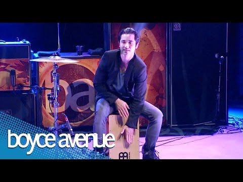 Boyce Avenue - We Found Love   Dynamite (live In Los Angeles) On Itunes & Spotify video