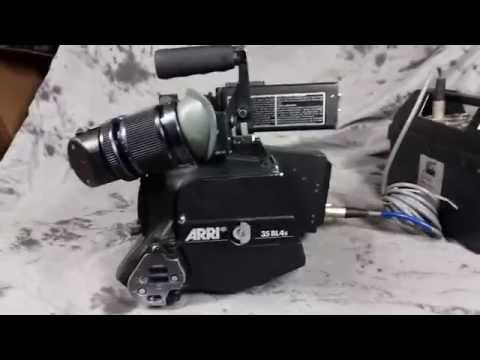 ARRI ARRIFLEX 35 BL4s EVOLUTION SUPER 35mm MOVIE CAMERA P S TECHNIK