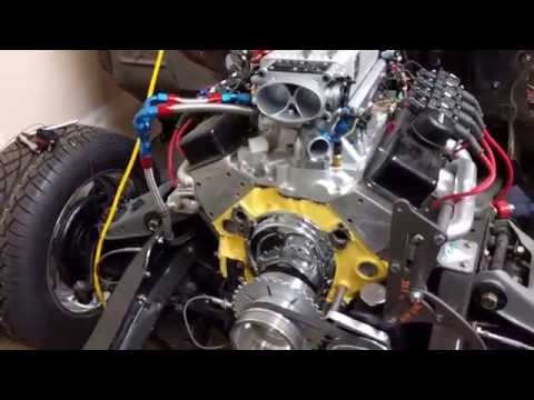 Gen 1 Small block Chevy with sequential fuel and spark