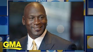 Michael Jordan donates $1 million to the Bahamas for Hurricane Dorian relief efforts | GMA