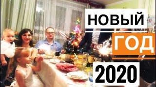 Мини влог / отмечаем Новый год 2020/ наши прогулки и детские подарки #танятур