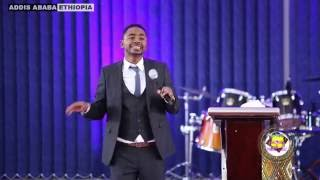 PROPHET SURAPHEL DEMISSIE FROM ADDIS ABEBA ,ETHIOPIA PART 1