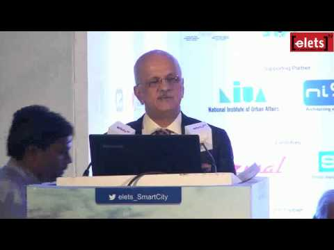 elets Smart City 2015 - Inaugural - R Chandrashekhar, President, NASSCOM