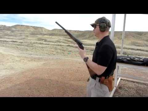 Is a Single Shot NEF 12 Gauge Shotgun Tactical?