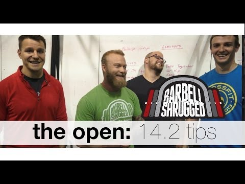 CrossFit Open 14.2 WOD Strategy and Tips for Overhead Squat and Chest to Bar Pullups - TechniqueWOD