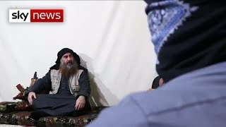 Is Islamic State leader Abu Bakr al Baghdadi alive?