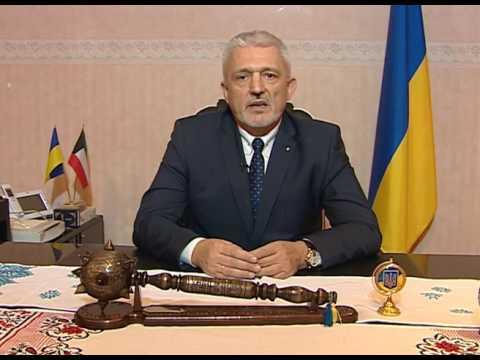 Ambassador of Ukraine to Kuwait HE Volodymyr Tolkach Congratulate with Independence Day of Ukraine