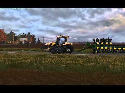 Farming Simulator 2015:  Last Field of Beans