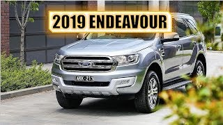 2019 FORD ENDEAVOUR - NEW FEATURES , PRICING AND ALL DETAILS