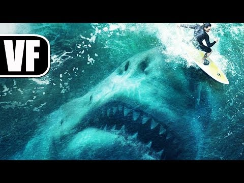 47 METERS DOWN Bande Annonce VF (Mandy Moore 2017) Requins streaming vf