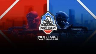 Halo Championship Series Fall 2017 Finals Recap