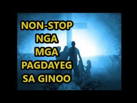 NON-STOP CEBUANO WORSHIP SONGS with lyrics!!!