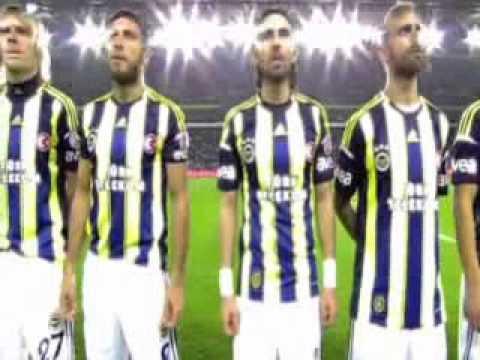 Fenerbahçe 2014 Marşı Halil Direm & Serhat Akbaş Heart of Courage