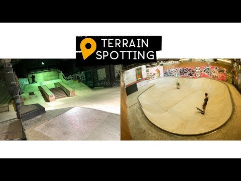 UK Indoor Skatepark: Spot Check 3 - The House, Sheffield