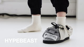 How to Make Custom Slippers From Vintage Jackets With Nicole McLaughlin | HYPEBEAST Essentials