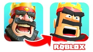 CLASH ROYALE IN ROBLOX