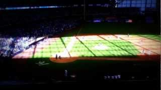 2013 Milwaukee Brewers Opening Day Walk-Off