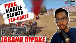 INI DIA SENJATA PALING SAKTI DI PUBG TAPI JARANG DIPAKE - PUBG MOBILE INDONESIA